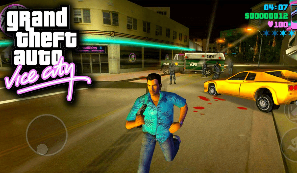 GTA: Vice City apk download