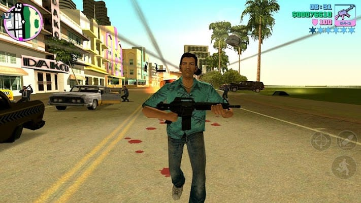 GTA: Vice City gameplay