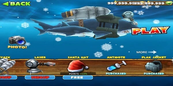 Hungry-Shark-Evolution-Unlimited-Gems-MOD-APK