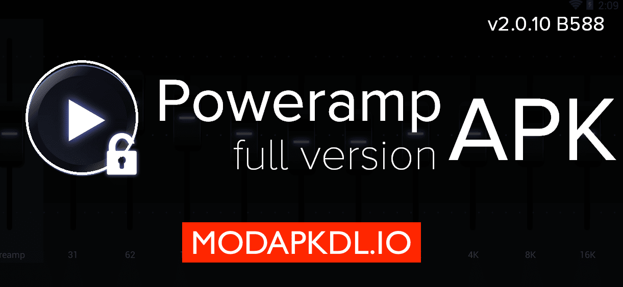 Poweramp Full Unlock apk
