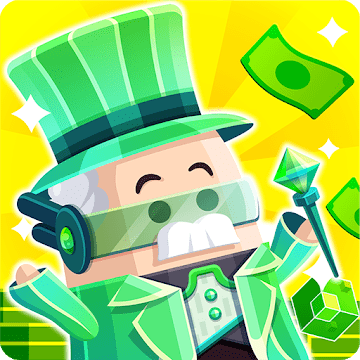 Cash, Inc. Money Clicker Game mod apk