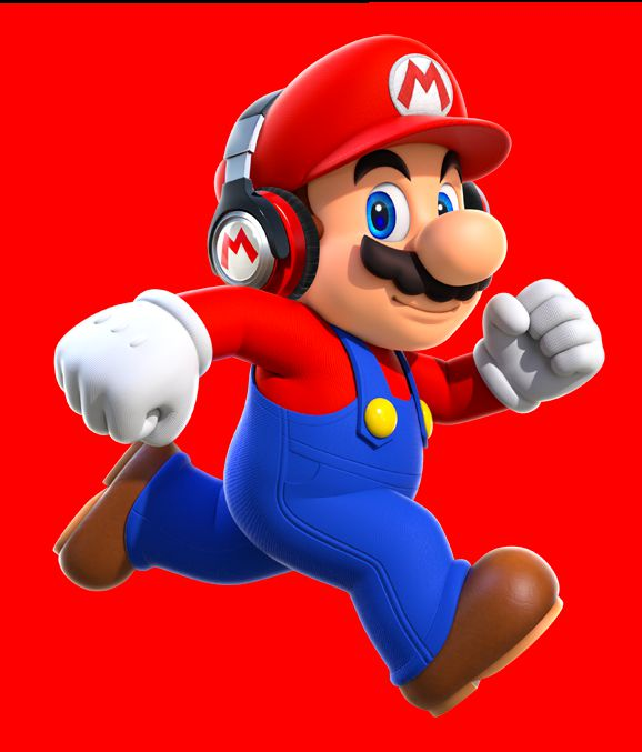 Super Mario Run-features