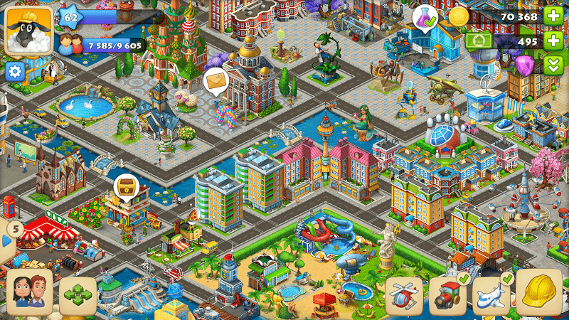 Township APK hack