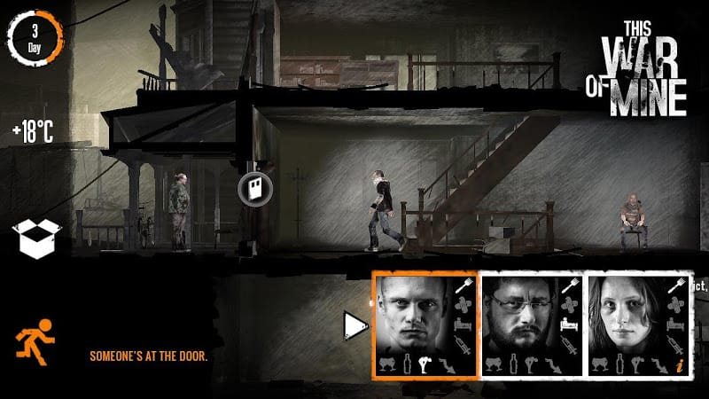 this war of mine full characters