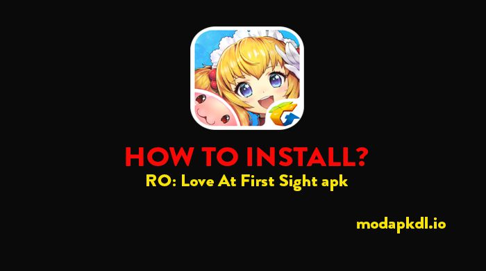 How to install download Ragnarok Online Love At First Sight apk
