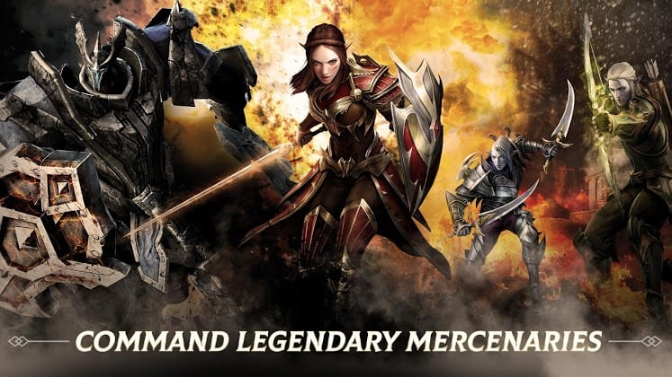 Lineage II- Dark Legacy apk download
