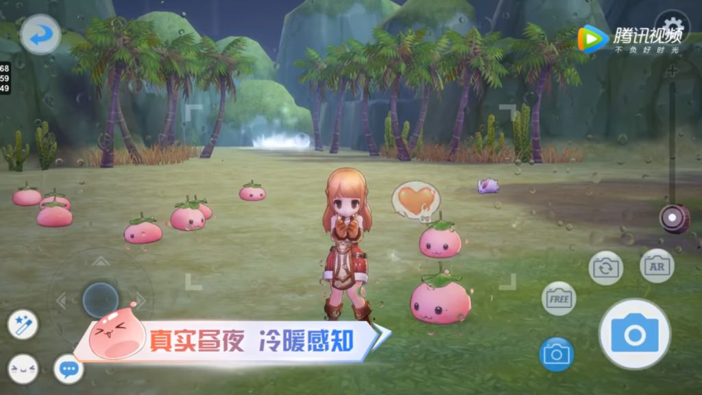 Ragnarok Online Love At First Sight apk gameplay