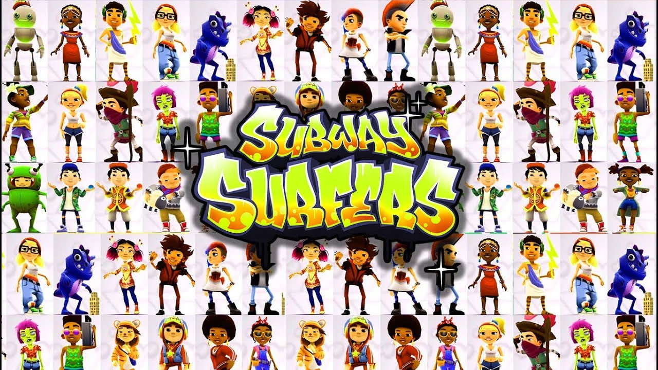Subway Surfers Mod icon
