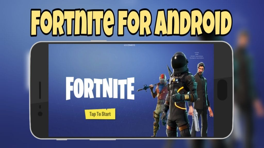 fortnite download-android