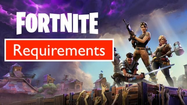 fortnite-requiments