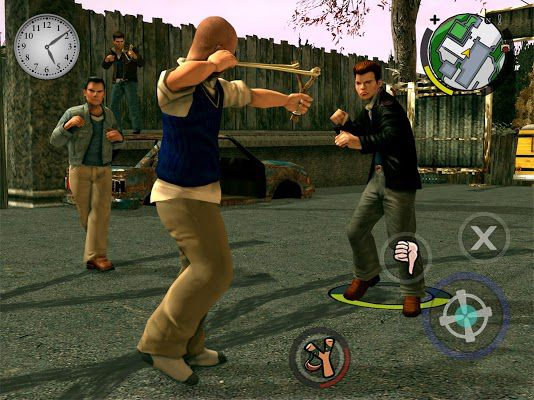 Bully Anniversary Edition open world gameplay