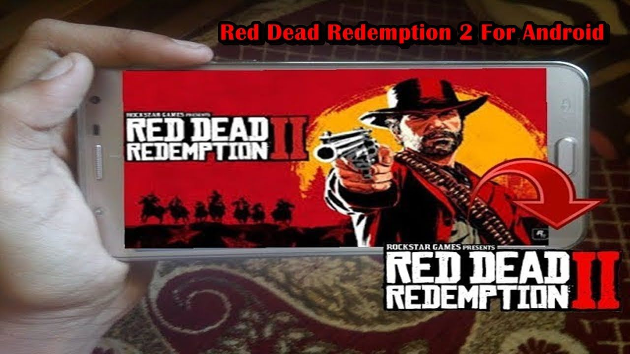 Download Red Dead Redemption 2 apk