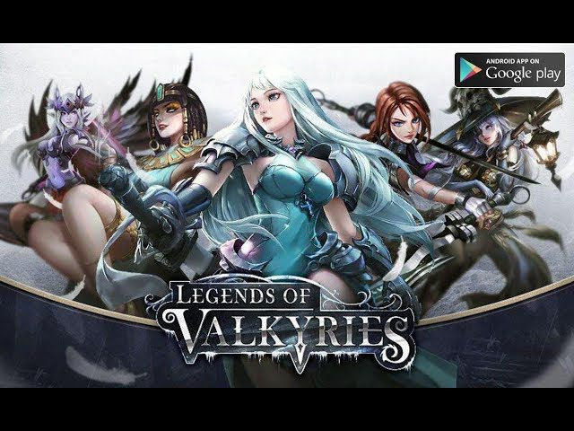 Legends of Valkyries Mod APK