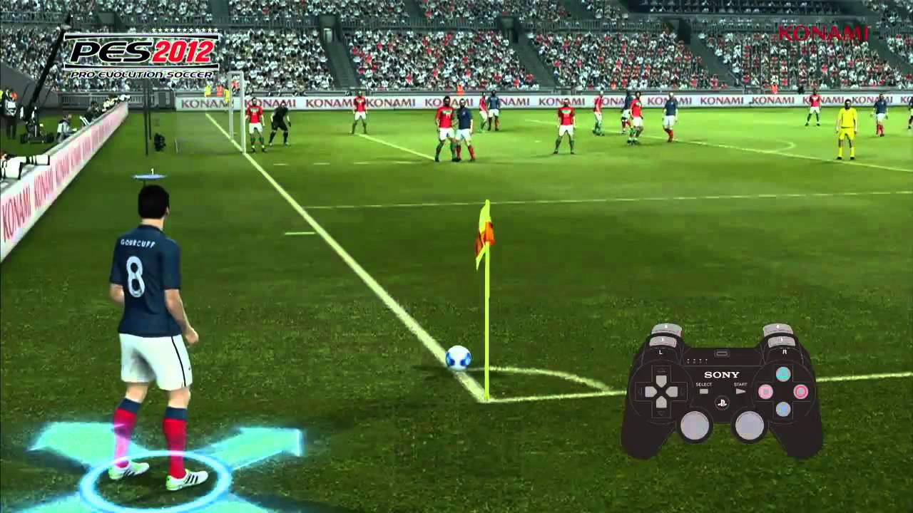 PES 2012 Pro Evolution Soccer features