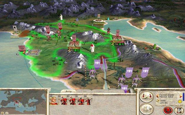 ROME Total War apk Android