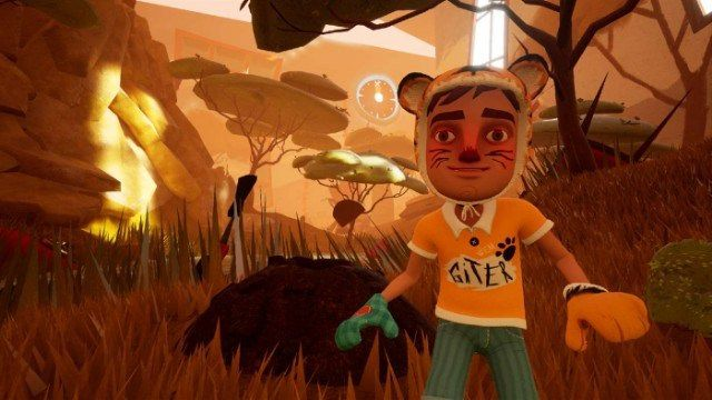 HELLO NEIGHBOR HIDE & SEEK apk gameplay