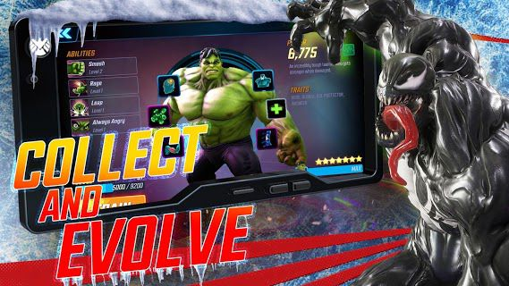 MARVEL Strike Force heroes