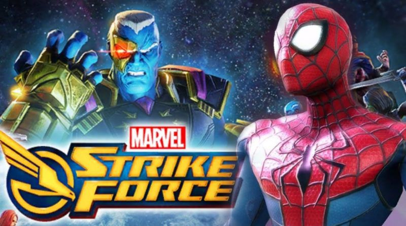 MARVEL Strike Force thumbnail