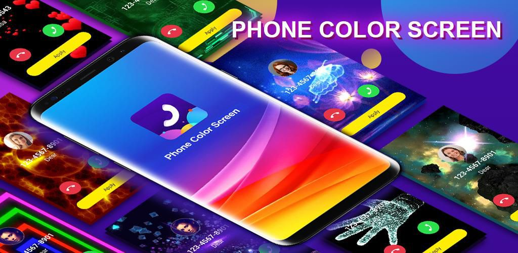 Phone Color Screen download