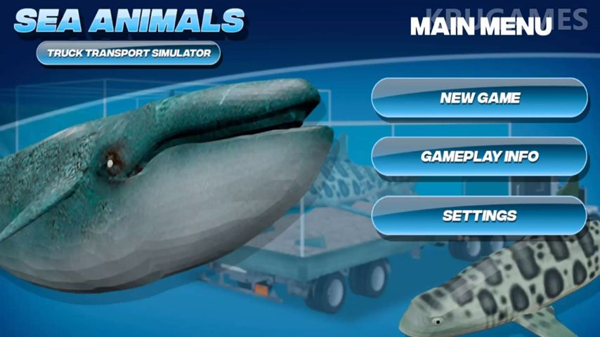 Sea-Animals-Truck-Transport-Simulator-mod