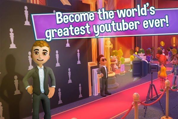 YOUTUBERS LIFE gameplay