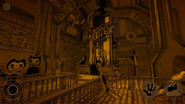 download Bendy and the Ink Machine