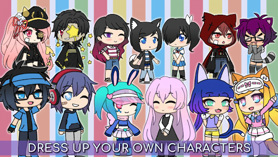 Gacha Life Mod APK [Unlimited Money/Full Unlocked]