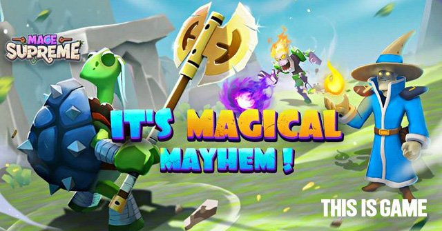 Mage Supreme Mod APK Download Android/iOS [NetEasea]