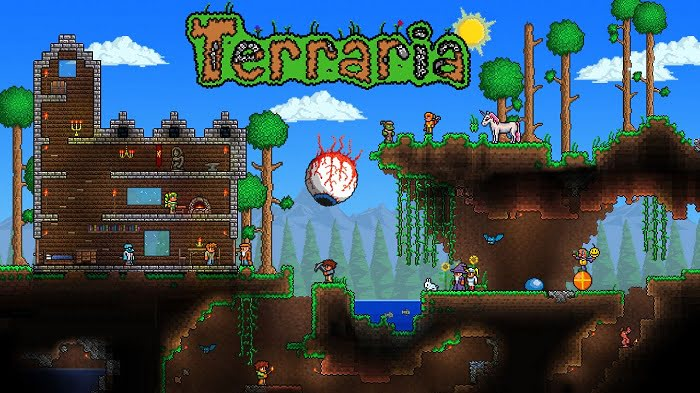 Terraria game for Android