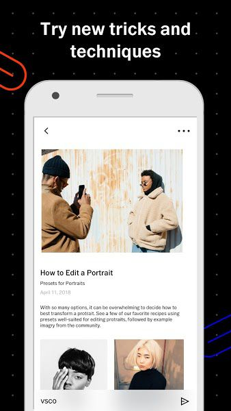 download VSCO full apk