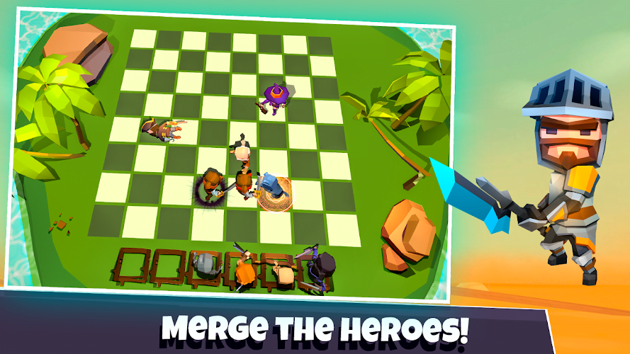 Heroes Auto Chess features