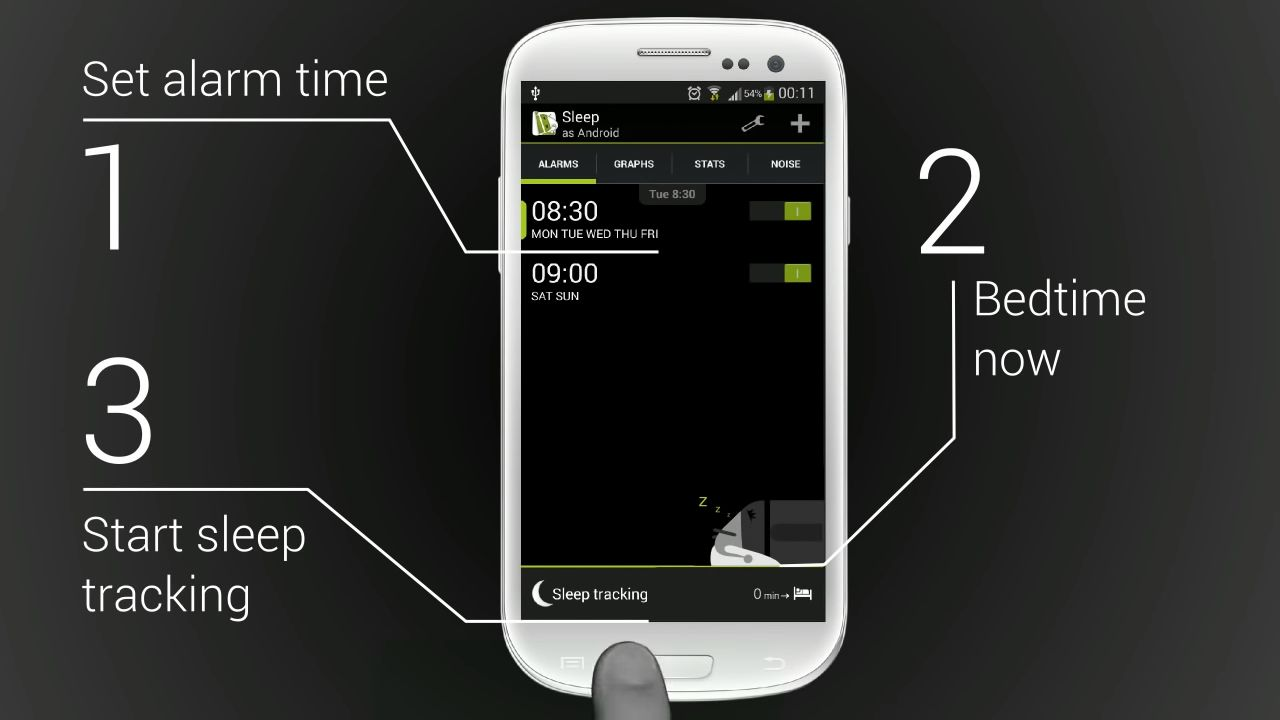 Sleep as Android Unlock features - Copy