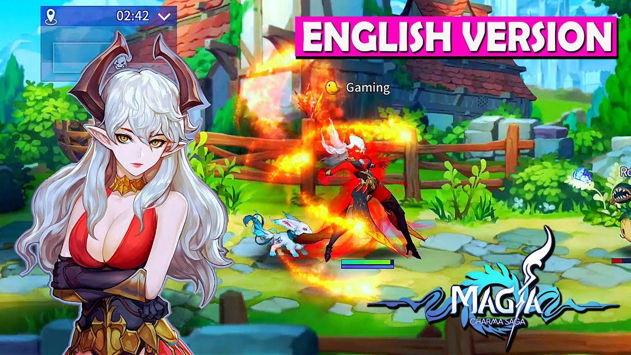 Magia Charma Saga apk english