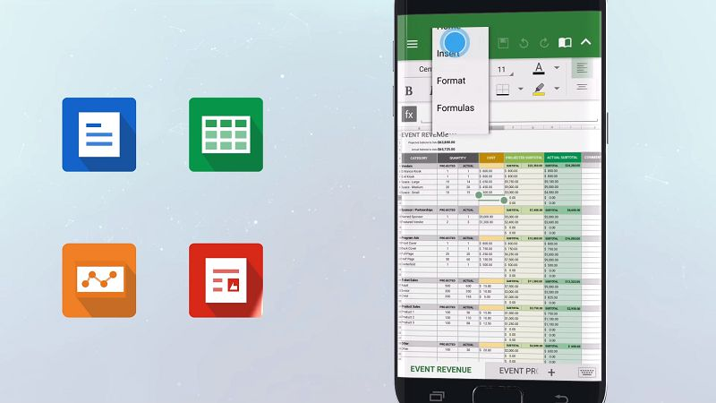 OfficeSuite Pro features