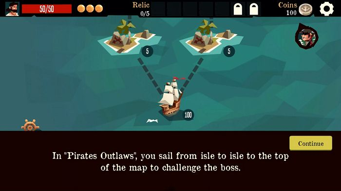 Pirates Outlaws gameplay