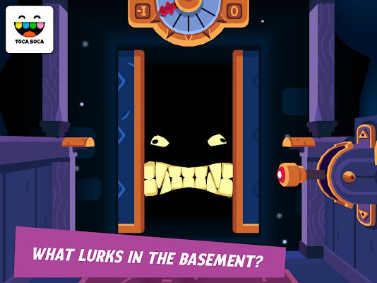 Toca Mystery House APK download