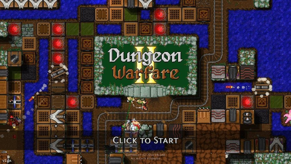 Dungeon Warfare 2 apk