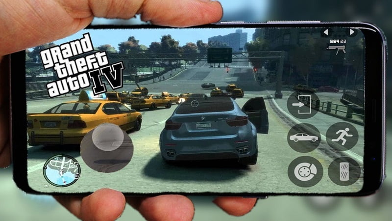 Grand Theft Auto 4 apk download
