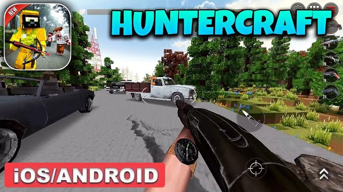 Huntercraft apk download for Android