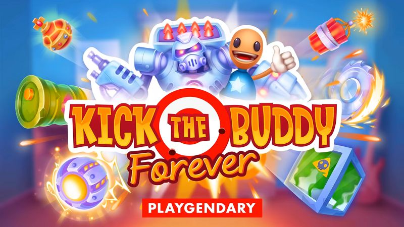 Kick the Buddy_ Forever-mod-apk