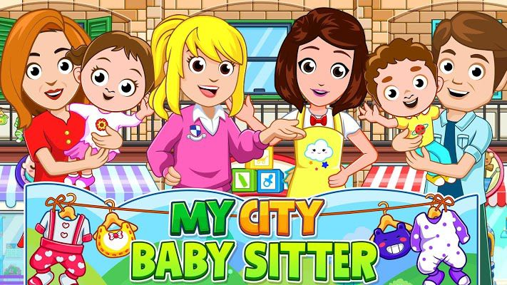 My City Babysitter apk