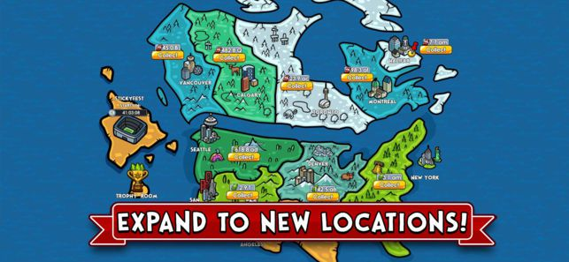 Weed Inc Idle Tycoon new locations