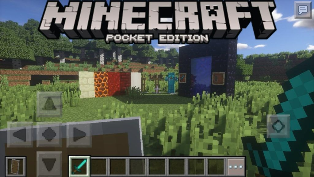 Minecraft mod apk download