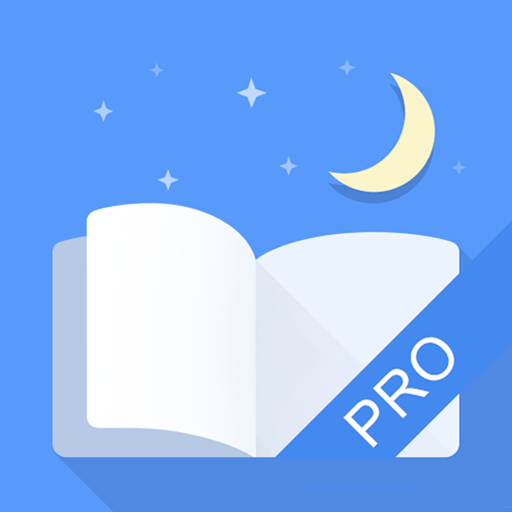 Moon+ Reader Pro apk icon