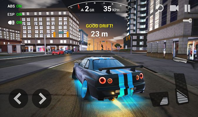 Ultimate Car Driving Simulator graphics
