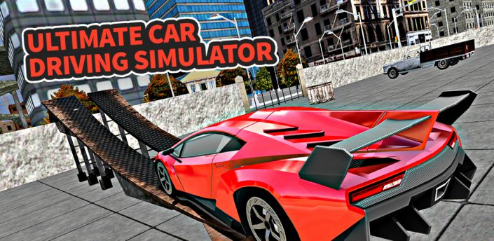 Ultimate Car Driving Simulator hack mod