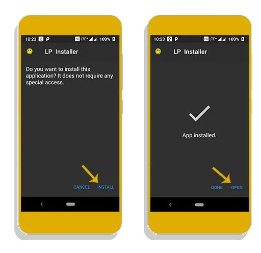 install lucky Patcher APK on Android