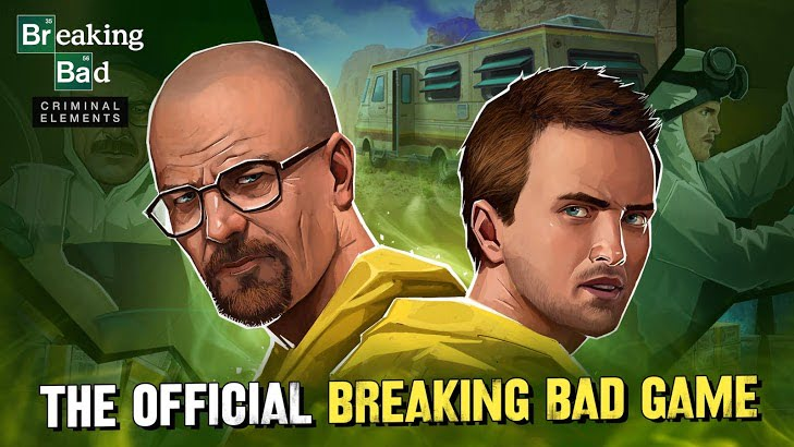 Breaking Bad Criminal Elements MOD APK