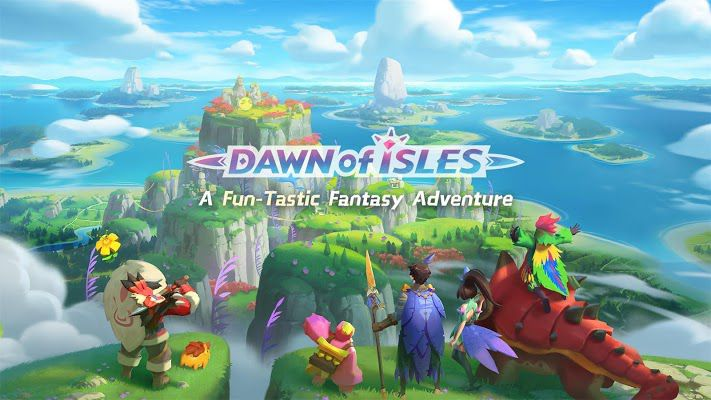 Dawn of Isles APK Mod download