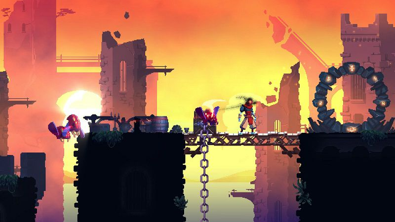 Dead Cells APK Mobile graphics